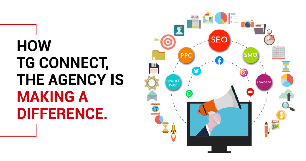 How TG Connect, The Digital Marketing Agency is Making a Difference